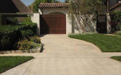 Los Angeles Concrete & Asphalt Driveway Contractor Services
